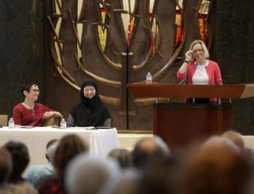 Women of major religions challenge 'homogenous' way of life